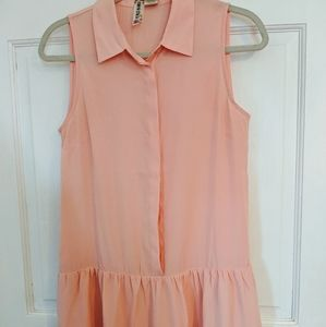Mimi Chica Baby Pink Dress
